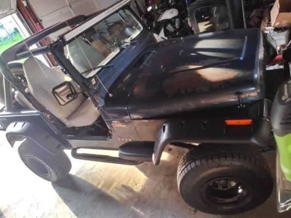 Photo 1987 Jeep Wrangler yj - $7,000 (Richmond)