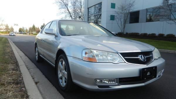 Photo 2002 ACURA TL TYPE S, BEAUTIFUL CAR, LIKE NEW, MUST DRIVE, READ MAINT - $4650 (RICHMOND)