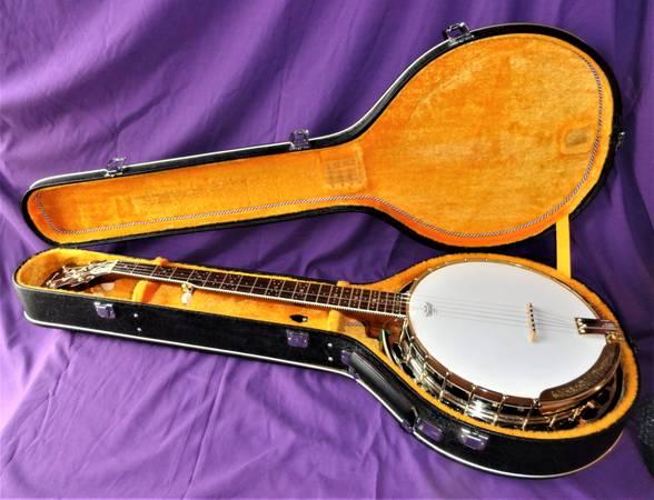 Photo Alvarez Model 4286 Montana Banjo (Latonia, KY)