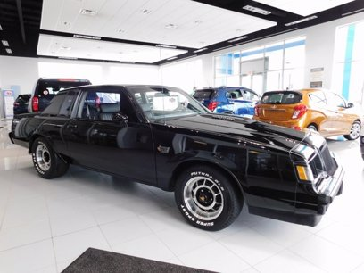 Photo Used 1987 Buick Regal Grand National for sale