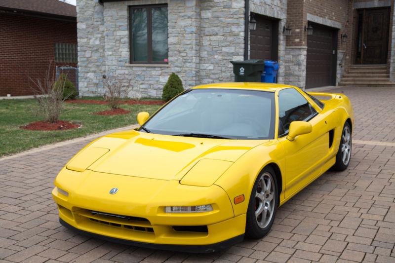 Photo 1998 Acura NSX T TOP