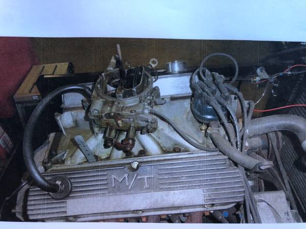Photo 1968 Ford 302 V-8 Engine  Running - $1,495 (Rochester, MN)