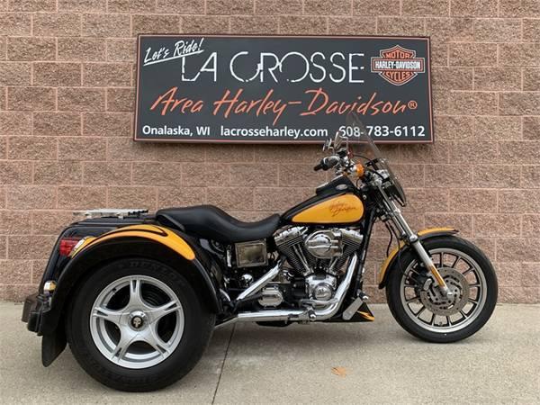 Photo 2000 Dyna Low Rider-TrikeLaCrosse Area Harley - $11,999 (Onalaska)