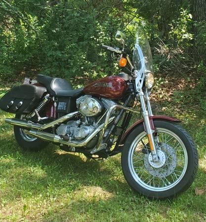 Photo 2000 Harley Davidson Dyna Superglide - $5,750 (Rochester)
