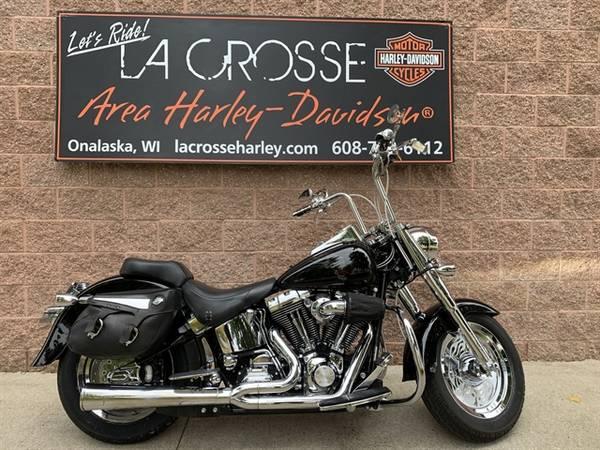 Photo 2003 Harley-Davidson Fat Boy Softail - $6,799 (Onalaska)