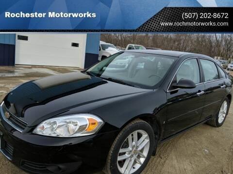Photo 2008 Chevy Impala - $4750 (www.rochmotorworks.com)