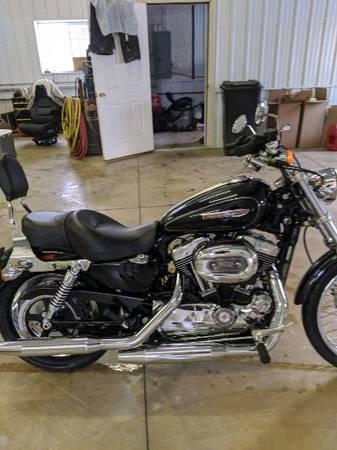 Photo 2008 Harley Sportster - $5,000 (Walters, MN)