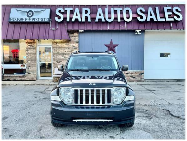 Photo 2011 Jeep Liberty Limited 4WD - $5,999 (Star Auto Sales LLC, Rochester)