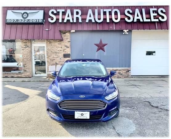 Photo 2013 Ford Fusion SE - $5,500 (Star Auto Sales LLC, Rochester)
