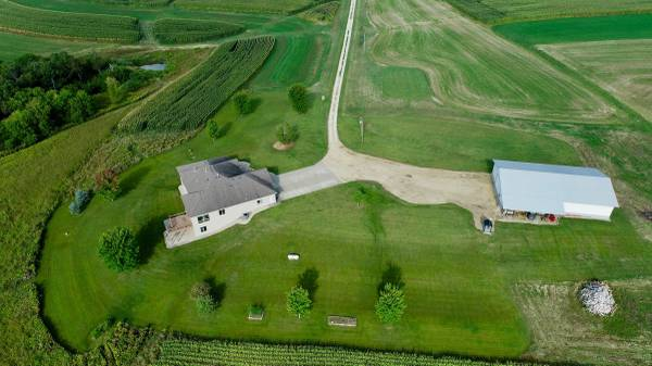 Photo 35.5- Acres With Custom-Built Walk-Out Rambler (Winona)