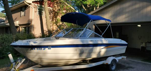 Photo BAYLINER 18.5 2005 FOR SALE - $10,500 (PLYMOUTH)