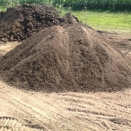 Photo Black Dirt  Fill - $20 (Kellogg MN)