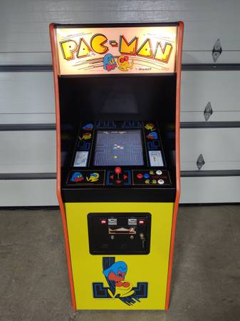 Photo Christmas special 1980 pac man multicade arcade machine - $1,400 (Se MN)