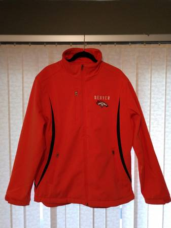 Photo Denver Broncos men39s jacket - $20 (19th St NW and Hwy 52)