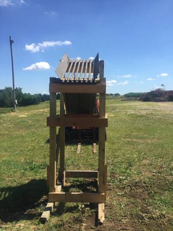 Photo Firewood screener - $500 (Kellogg MN)