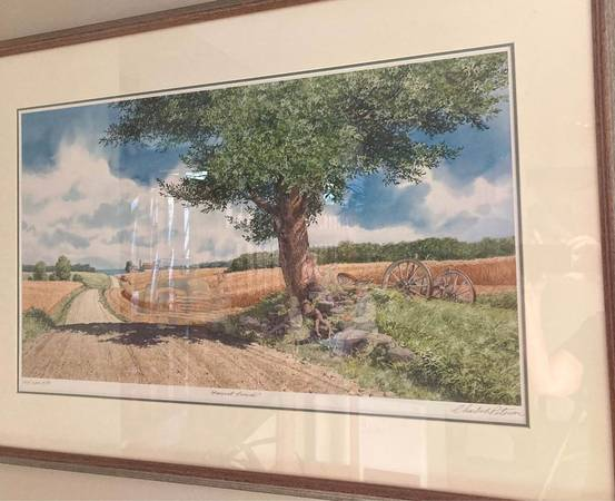 Photo Harvest Lunch by Artist Charles Peterson - $175 (Northfield)