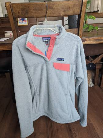 Photo New with Tags - Women39s Patagonia ReTool Sweater - Medium - $50 (Rochester)