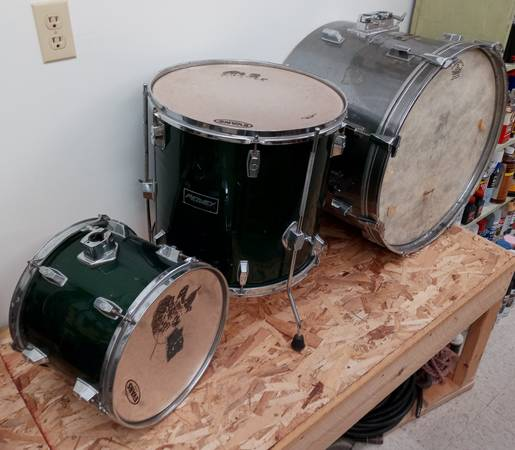 Photo Pearl Export- Peavey International Drums - $75 (Rochester Mn)