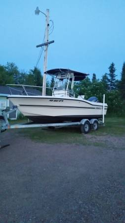 Photo REDUCED Rare 1995 Stratos 2139 offshore Center Console for sale - $22,995 (Owatonna)