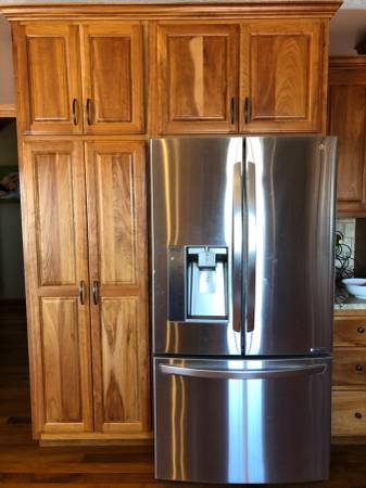Photo Solid cherry cabinets - $8000
