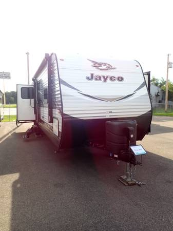Photo Used 2018 Jayco Jay Flight 34RSBS - $21,995 (ELKO)