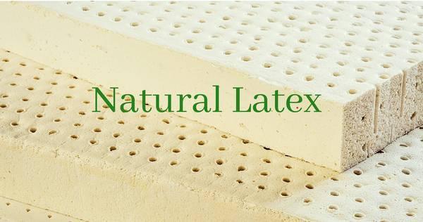 Photo 100 Natural Latex Mattress Queen Size (Salem)