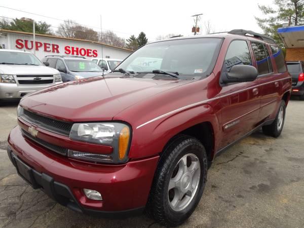 Photo 2004 Chevy TrailBlazer 4x4 LT, Nice SUV  90 Days Warranty - $3999 (ROANOKE)