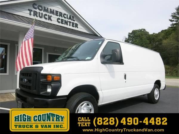 Photo 2011 Ford E-Series Cargo Van E150 CARGO VAN - $13995 (_Ford_ _E-Series Cargo Van_ _Van_)