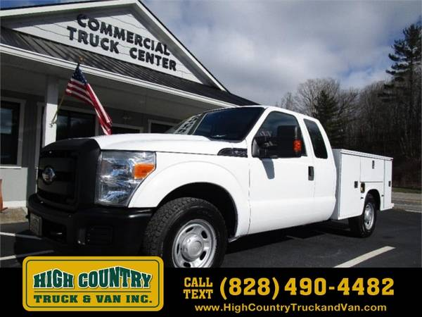 Photo 2011 Ford Super Duty F-250 F250 SUPERCAB UTILITY TRUCK - $23995 (_Ford_ _Super Duty F-250_ _Truck_)