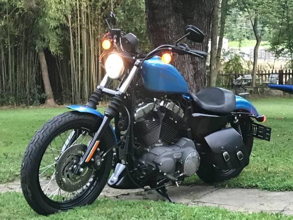 Photo 2011 Harley-Davidson Sportster 1200 - $5,400 (Mt Airy)