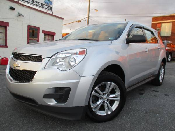 Photo 2013 Chevy Equinox LS AWD  Drives Great, Clean Title  Good Deal - $6590 (Roanoke)
