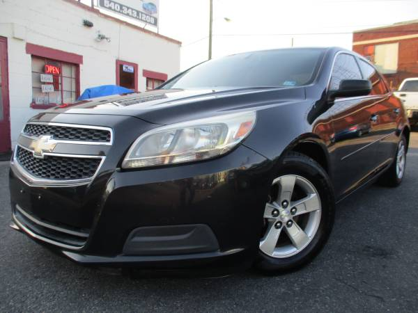 Photo 2013 Chevy Malibu LS Clean TitleVery Clean  Hot Deal - $5990 (Roanoke)