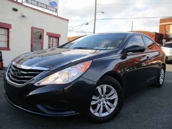 Photo 2013 Hyundai Sonata GLS Hot DealClean Title  Carfax - $5990 (roanoke)