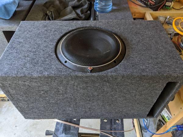 Photo Car Audio for Sale - $1 (vinton)