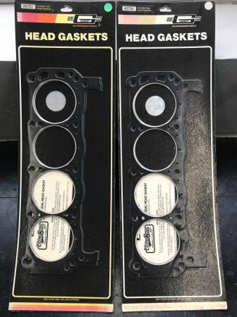 Photo Mr. gasket Head gaskets for a Ford small block 5751 - $20 (Roanoke)