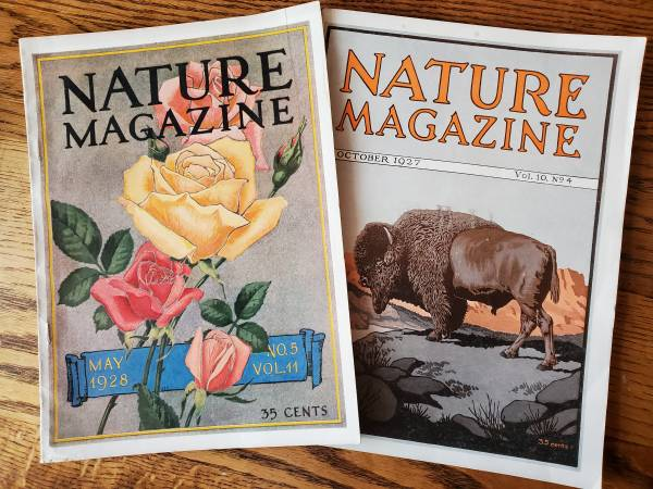 Photo Nature Magazines (30) - $65 (Rt. 29 South of the Lynchburg Airport)