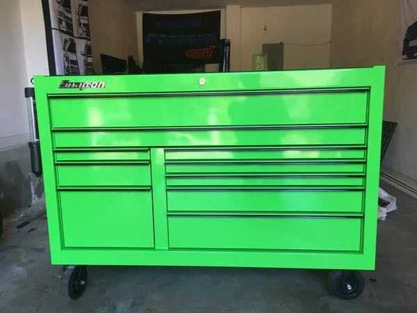 Photo Snap on box with tools - $5,000 (Roanoke)