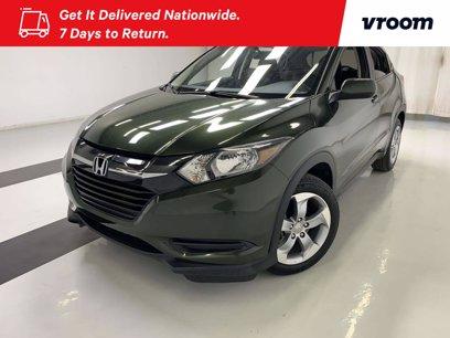 Photo Used 2017 Honda HR-V FWD LX for sale