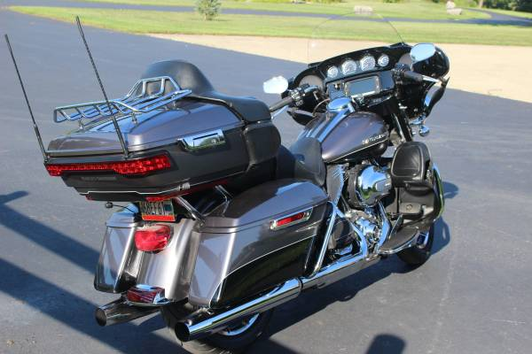 Photo 14 Harley Ultra Classic Limited - $13,750 (Clarence)