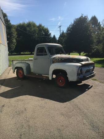 Photo 1954 Ford F100 Pickup- NEW PRICE - $3750 (Marion)