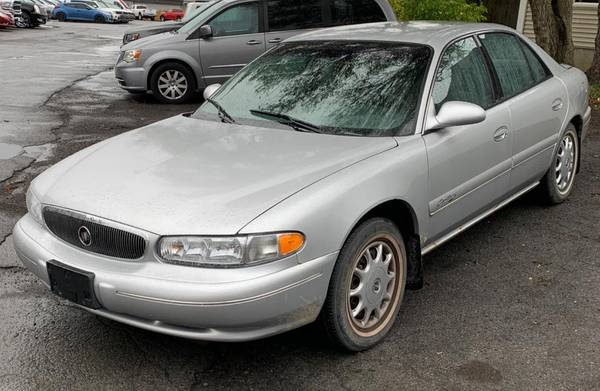 Photo 2002 Buick Centu with 40000 MI. Runs and drives Great YES 40000 MILES - $2,000 (Charlotte)