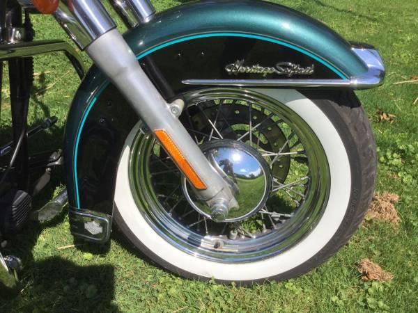 Photo 2002 Harley Heritage - $5,500