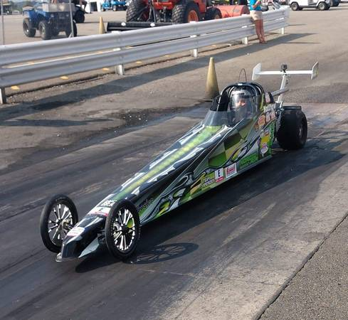 Photo 2006 Halfscale Jr Dragster - $3400 (N Chili)