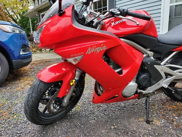 Photo 2007 Kawasaki Ninja - $3,000 (Palmyra)