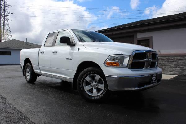 Photo 2010 Dodge Ram Pickup 1500 SLT Stock 1442 - $12995