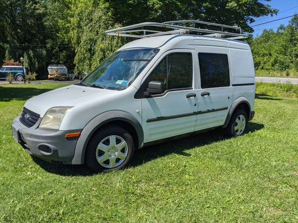 Photo 2010 Ford Transit Connect Van-165k Miles - $4,500 (Webster)