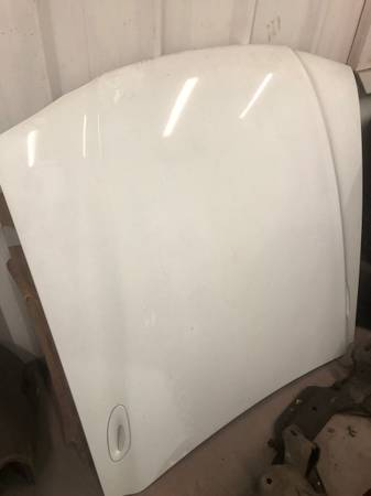 Photo 94 to 98 Mustang hood - $40 (Webster)