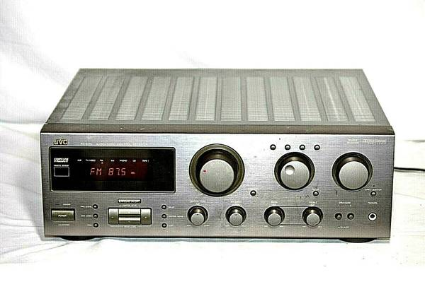 Photo AV  AM  FM Audio Receiver  Amplifier  Tuner (JVC, Sony) - $10 (GATES)