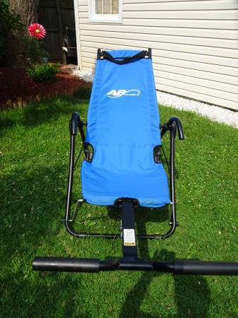 Photo Ab lounge 2 exercise machine - $55 (rochester)