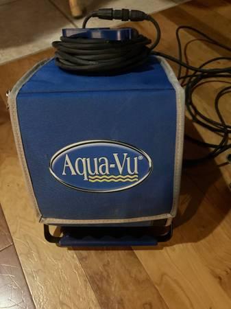 Photo Aqua-vu explorer 5 - $175 (Walworth)